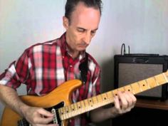 """Classic Rock """"Double Stop"""" Licks Guitar Lesson - YouTube"""
