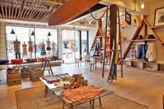 Retail Design   Shop Design   Fashion Store Interior Fashion Shops   Some pics of our flagship store from @Racked dotcom