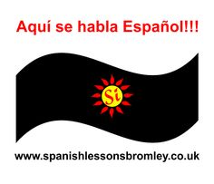 Would you like to be able to communicate in Spanish when on Holidays? Spanish Lessons Bromley is a fun, interactive way to get started in Spanish. Spanish Lessons, How To Speak Spanish, Speak Spanish, Spanish Courses
