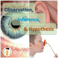 Observation, inference, and hypothesis are core scientific skills and content at many levels. However, they are frequent areas of confusion ...