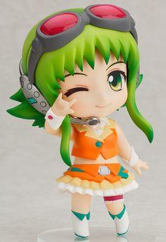 Vocaloid Gumi Nendoroid. So cute I want I want! D: