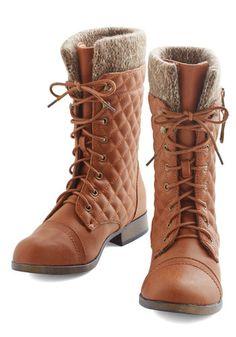Quilt on Dreams Boot | Mod Retro Vintage Boots | ModCloth.com