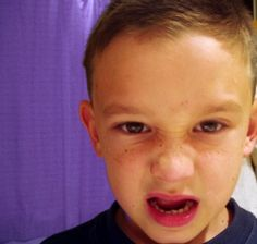 Dealing with kids' anger issues. GREAT advice with an amazing idea...