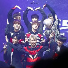SF9 being adorable