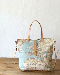A small world map purse by skyturtle on etsy i love this wish enjoy free shipping and discounts on everything in my shop only until jan 20 we are moving from chile to argentina so the shop will be closed from jan 21 gumiabroncs Images