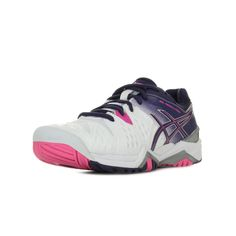 efa78a7632fd7c Chaussures de tennis femme Gel Resolution 6