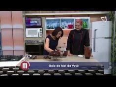 Mulheres - Bolo de Pão de Mel (18/06/2015) - YouTube