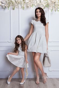 s Clothing Children's Clothing Mother Daughter Photos, Mother Daughter Matching Outfits, Mother Daughter Fashion, Mother Daughter Photography, Mother Daughter Relationships, Mommy And Me Outfits, Mom Daughter, Matching Family Outfits, Kids Outfits