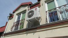 Montaż klimatyzacji w domu jednorodzinnym - Chotomów
