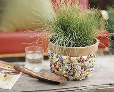Design e Decoração- Blog de Decoração: Idéias Simples Para Jardinagem