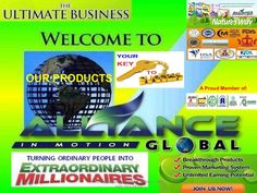 AIM GLOBAL PRODUCTS by James B via slideshare