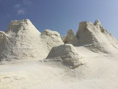 Wydmy gipsowe, Coahuila, Meksyk Mount Rushmore, Mountains, Nature, Travel, Naturaleza, Viajes, Trips, Off Grid, Natural
