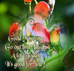 Good Morning Everyone!!!...:)