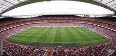 Emirates Stadium!
