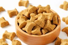 5 Awesome Dog Biscuit (and Ice Cream!) Recipes