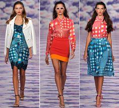 House of Holland Spring/Summer 2014 RTW - London Fashion Week  #fashionweek #LFW #LondonFashionWeek