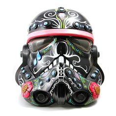 stormtrooper helmet custom - Cerca con Google