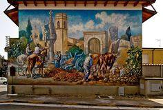 i murales di san sperate - Cerca con Google