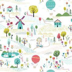 Sweet Escape - Summer Landscape
