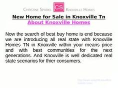 New Home for Sale in Knoxville Tn