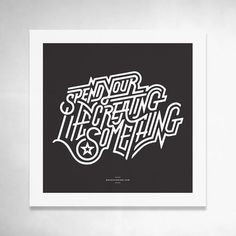 35 Creative and Beautiful Typography Master pieces for your inspiration. Follow us www.pinterest.com/webneel