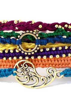 I want to try this kind of friendship bracelet...