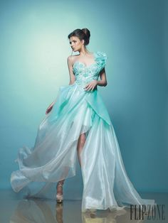 Saiid Kobeisy Spring-summer 2015 - Ready-to-Wear - http://www.flip-zone.com/fashion/ready-to-wear/independant-designers/saiid-kobeisy-5287