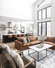 410 Open Floor Plan Decorating Ideas House Design Home House Interior