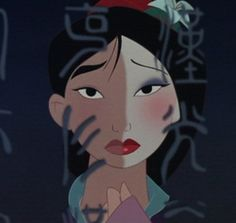 Mulan (Fearless and Torn Between Between Expectations)♡♡♡