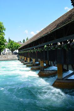Thun, Suiza central (by Carolina Agrifoglio)