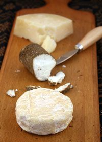 Home cheese making recipes and advice!