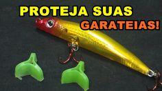 Dica de pesca proteja suas garateias [PESCAS & DICAS]