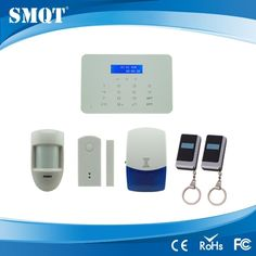 GSM&PSTN wireless home alarm system kit,Wireless alarm kit,gsm alarm…
