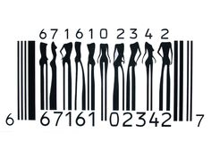 Little bit of barcode design Barcode Art, Barcode Design, Logo Design, Graphic Design, Identity Design, Art Plastique, Line Art, Cool Pictures, Cool Designs