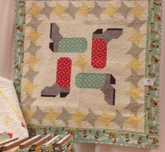 sasparilla quilt cowboy absolutely love this for a boy