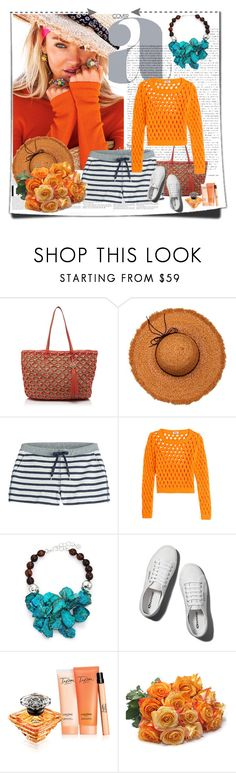 Sem título #1023 by sheilafelix on Polyvore featuring moda, Moschino Cheap & Chic, T By Alexander Wang, Abercrombie & Fitch, Rafé New York, Nest, La Fiorentina, Lancôme and Prada