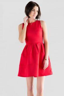 Jocelyn Textured Dress