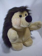 "FIESTA 10"" Hedge Hog Stuffed Plush Animal Toy ~XS 11949~SRI LANKA"