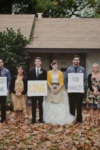 Mumford and sons wedding