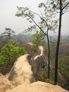 Pai ThailandMotorbiking around Pai   Pai is one of the most naturally beautiful places I have seen.  Nestled in the mountains in northern Thailand and home to waterfalls you can swim under and slide down, Pai is a vegetarian, yoga lovers', tea drinkers' dream.  I've never encountered a place quite like it.