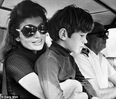 Only one man in the world was rich enough to suit Jackie Kennedy ...