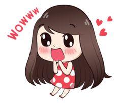 Boobib cute – LINE stickers Love Cartoon Couple, Cute Cartoon Pictures, Cute Love Cartoons, Girl Cartoon, Disney Pictures, Mobile Stickers, Emoji Stickers, Cute Stickers, Cartoon Quotes