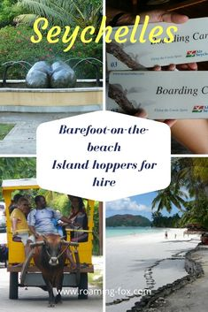 Barefoot-on-the-beach expert Island hoppers - Seychelles. Travel Around The World, Around The Worlds, Seychelles Islands, Young Female, Destin Beach, Photo Essay, Archipelago, Great View, Scuba Diving