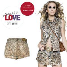 #amorqueroLP #lancaperfume #lplovers #shorts #jeans eshop.lancaperfume.com.br