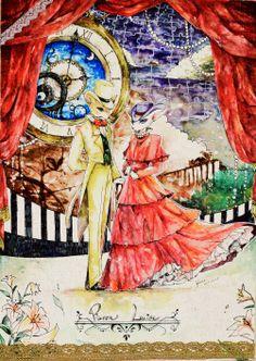 Whisper of the Heart | Hiiragi Aoi | Studio Ghibli / Baron Humbert von Gikkingen and Louise / 「―再会―」/「K」のイラスト [pixiv]