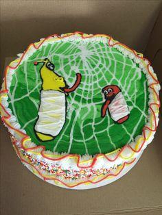 Larva Cake