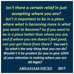 Abraham-Hicks 2017