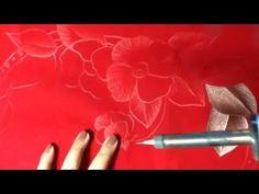 Pirograbado carpeta  # 1 con cony