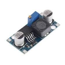 DC-DC Step Down Adjustable Converter Power Supply Module Voltage Regulator Power Converter Playstation Move, Led Diy, Voltage Regulator, Cool Things To Buy, Stuff To Buy, Bath Caddy, Electrical Equipment, Arduino, Mini