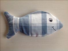 Knister-Fisch mit Dinkelspreu, Katzenminze und/oder Baldrianwurzeln